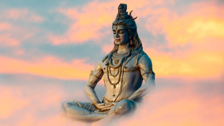 shiva-statue-4K-wallpaper