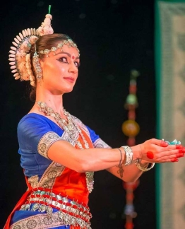 Odissi-offering